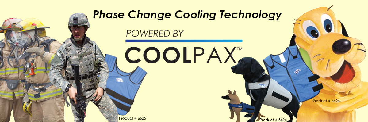 Cool Pax™- Phase Change Technology