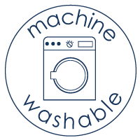 Machine Washable  Small