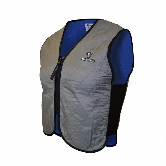 Hyper Kewl Cooling Vest Silver Small 6529SIL-S 2830-0099