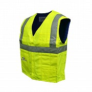 Product image for Evaporative Cooling Traffic Safety Vests ANSI Class II