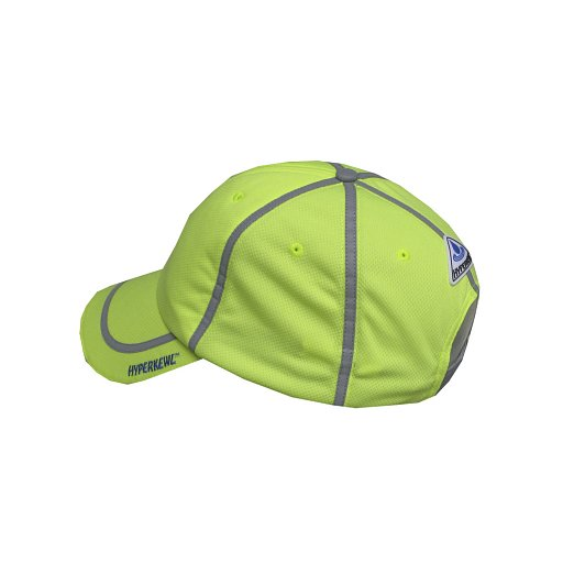 Hi-Viz Lime with reflective tape