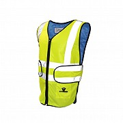 Product image for Techniche® Phase Change ANSI Class II Hi-Viz Cooling Vests
