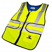 Product image for Techniche Phase Change ANSI Class II Hi-Viz Cooling Vests