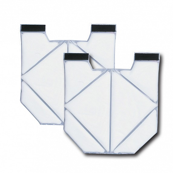 Product image for TechNiche Cooling Inserts for CoolPax™ Cooling Vests
