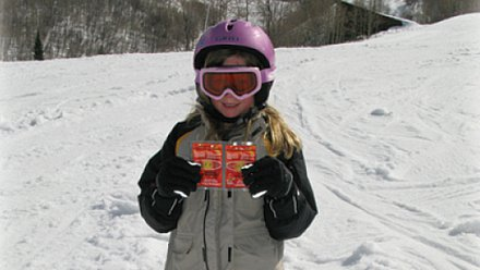 HeatPax being used while skiiing